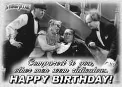 Birthday Of A Stooge [1938]